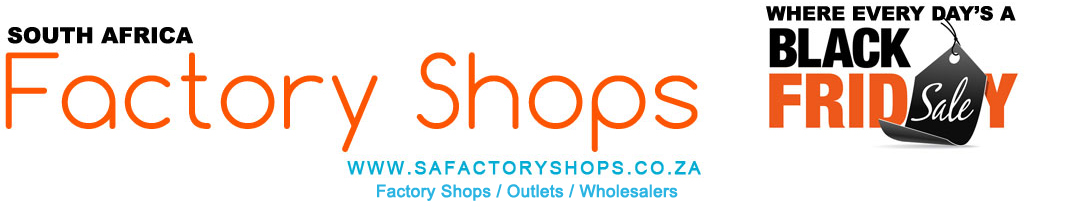 41d46017788 Factory Shops and Shopping Online in Cape Town